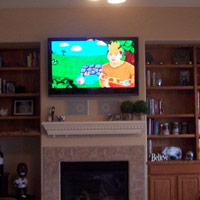 Acoustic Innovations will install any tv anywhere indoors or outdoors